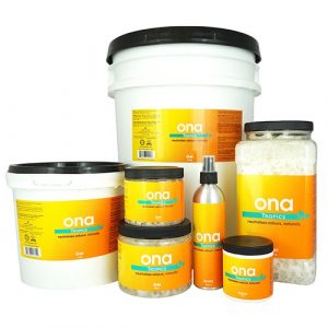 Ambientador ONA Block TROPICAL 170 g.