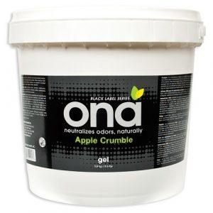 Ambientador ONA Gel APPLE 3,8 kg.