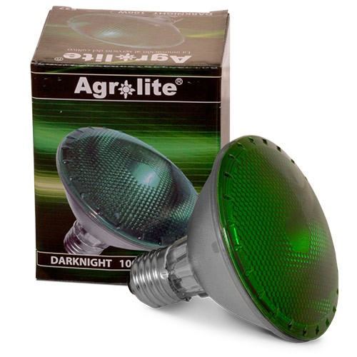 Bombilla Agrolite 100 W Dark Night