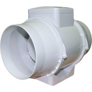 Extractor TT Dual 2 Velocidades TT-100 (145-187 m3h)