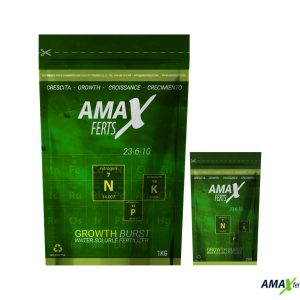 FERTILIZANTE AMAX GROWTH BURST 1KG