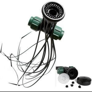 Gotero Medusa TopSpin 12 salidas 16 mm