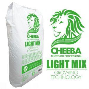 SUSTRATO PROFESIONAL CHEEBA - LIGHT MIX 50L