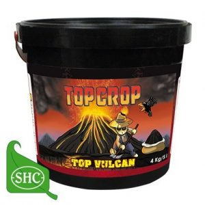 Top Vulcan 4 kg (harina de lava) Top Crop