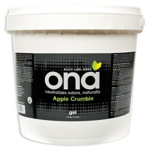 Ambientador ONA Gel APPLE 3,8 kg.