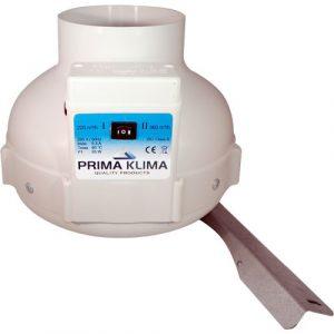 Extractor Prima Klima 125 2 Velocidades