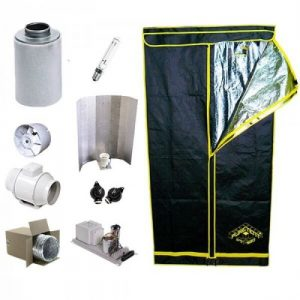 KIT ARMARIO PURE TENT 120X120X200