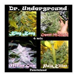 Killer Mix 4 Fem. Dr. Underground