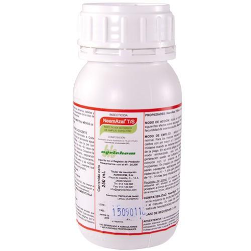 NeemAzal Extracto de Neem 250 ml Trabe
