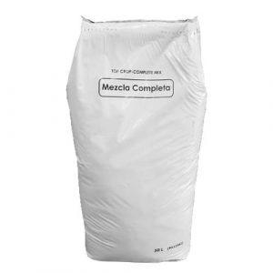 Complete Mix Saco Discreto blanco Top Crop